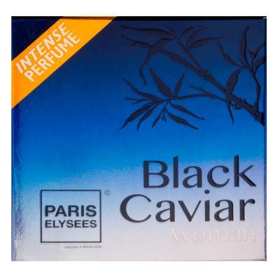 Imagem 3 do produto Black Caviar Woman Paris Elysees - Perfume Feminino - Eau de Toilette - 100ml