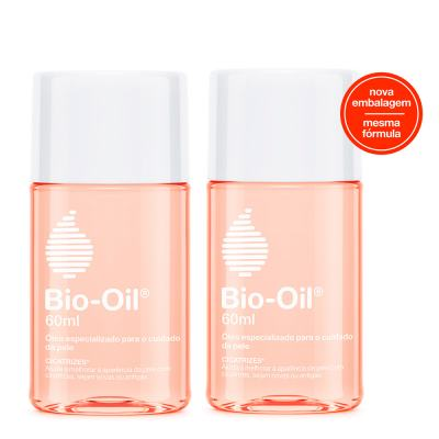 Kit de Tratamento Antiestrias Bio-Oil - Kit
