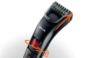 Imagem 3 do produto Aparador e Cortador de Barba e Pelos QT4019/QT4005 - Philips