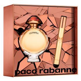 Paco Rabanne Olympéa Intense Kit - EDP 50ml + Travel Size - Kit