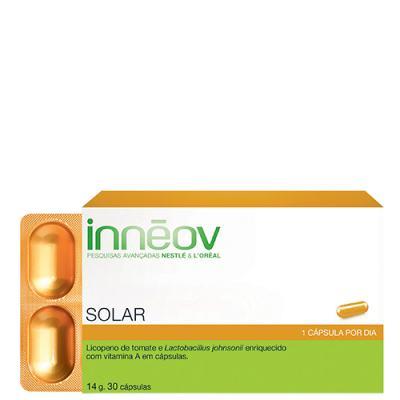 Innéov Solar Inneov - Suplemento Prolongador do Bronzeado - 30 Un