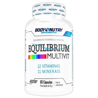 Equilibrium 60cps - Body Nutry - 60Cps