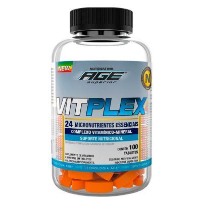 Vitplex Age Nutrilatina - Suplemento - 100 Cápsulas