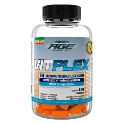 Imagem 1 do produto Vitplex Age Nutrilatina - Suplemento - 100 Cápsulas