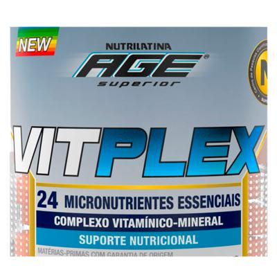 Imagem 2 do produto Vitplex Age Nutrilatina - Suplemento - 100 Cápsulas