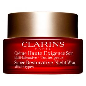 Rejuvenescedor Facial Clarins - Restorative Night Cream - 50ml