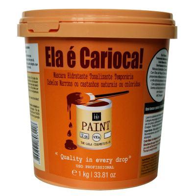 Imagem 1 do produto Lola Cosmetics Ela é Carioca! Tonalizante Temporária - Máscara Hidratante - 1Kg