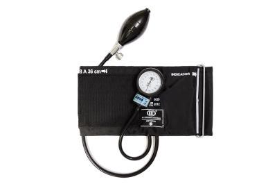 Imagem 3 do produto Kit Esteto Spirit Professional Black Edition com Aparelho de Pressão Bic Preto