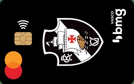 Cartão de Crédito sem anuidade Vasco BMG