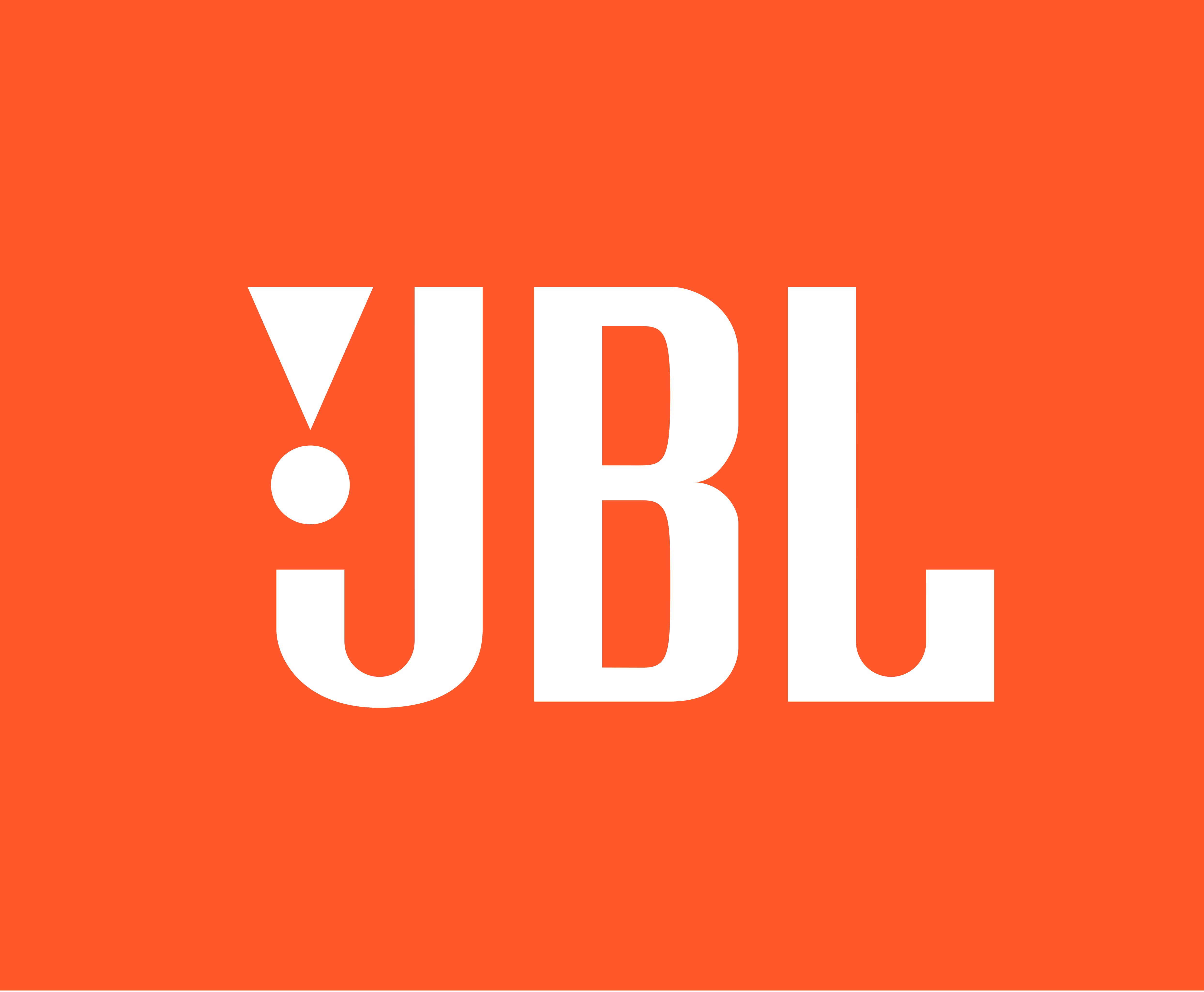 Logo da marca jbl