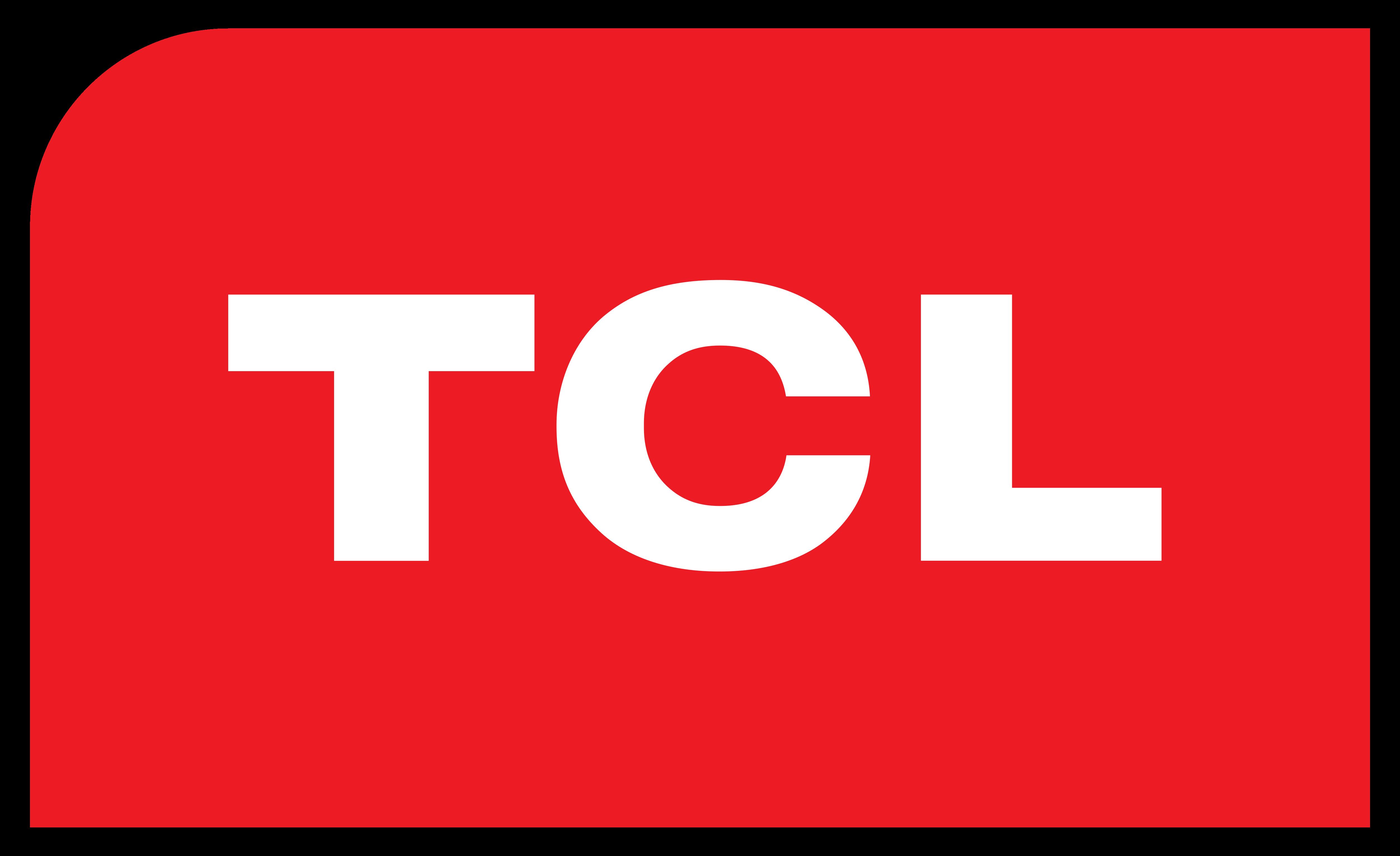 Logo da marca tcl