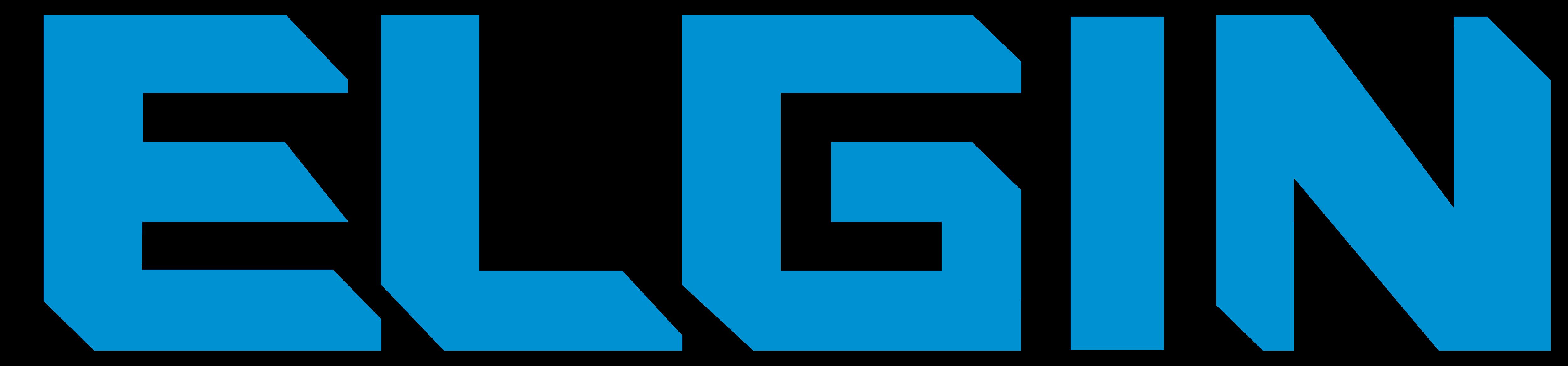 Logo da marca elgin
