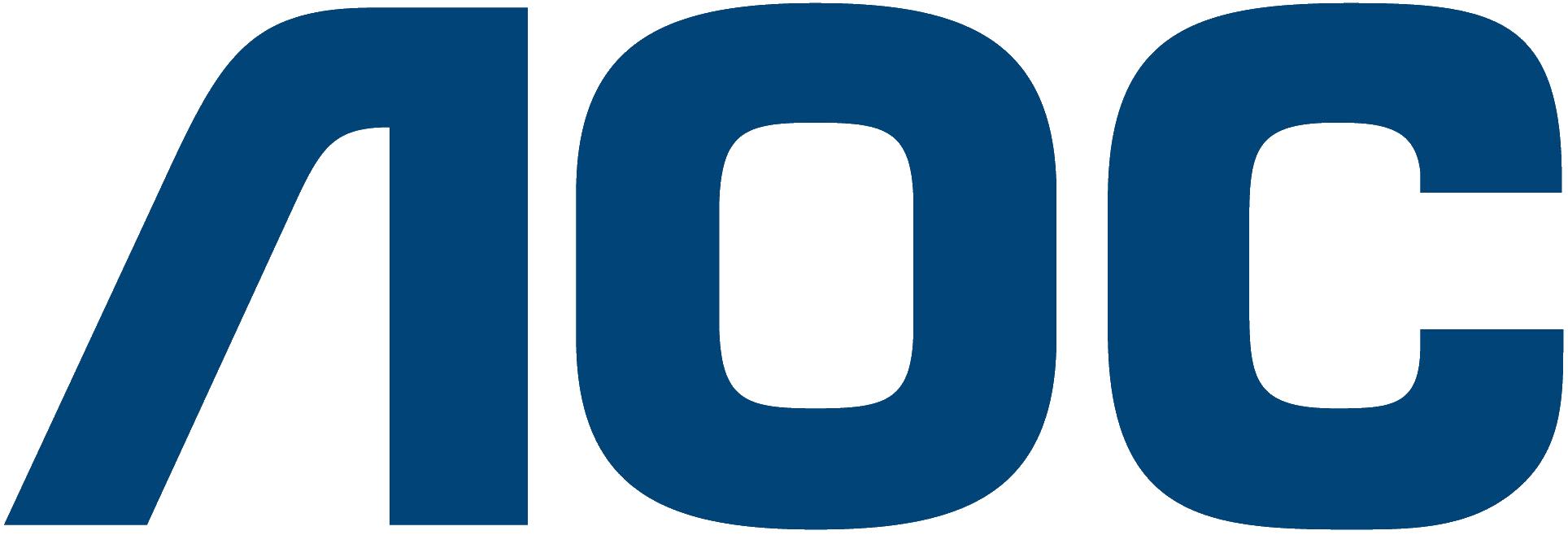 Logo da marca aoc