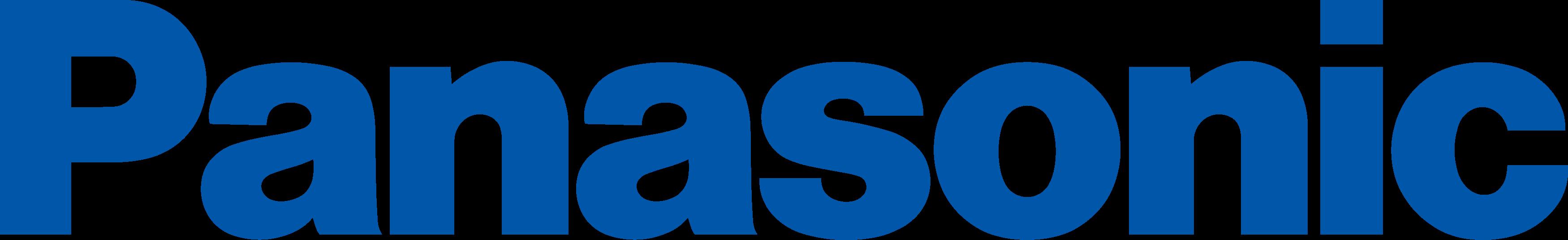 Logo da marca panasonic