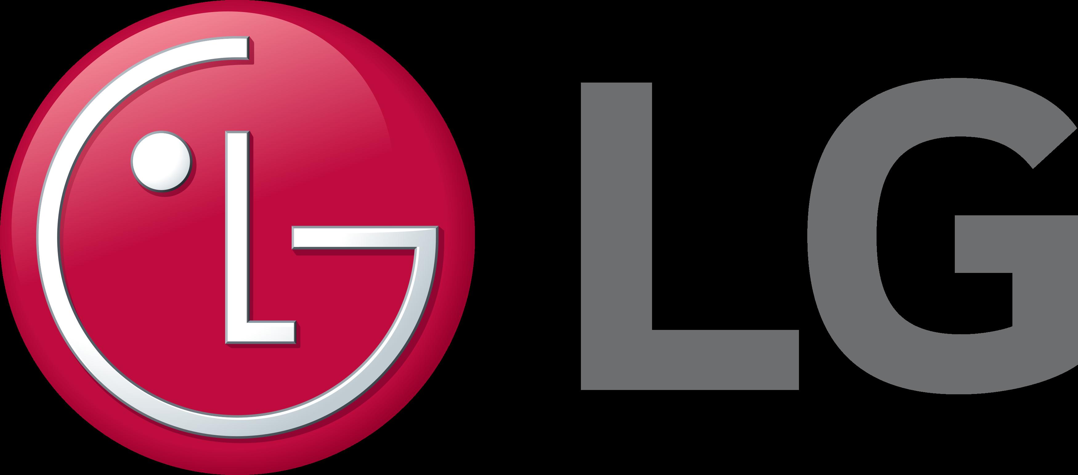 Logo da marca lg