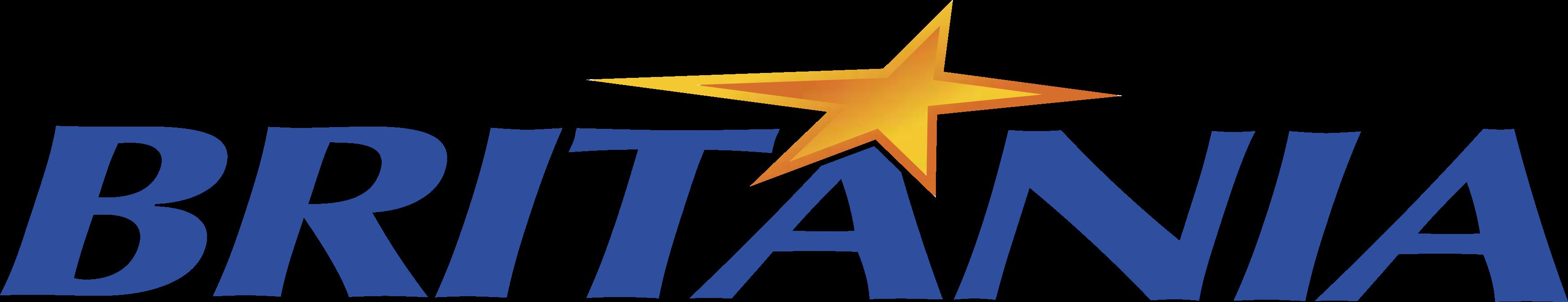 Logo da marca britania