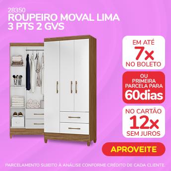 Par Perfeito - Roupeiro Moval