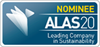 Empresas Líderes em Sustentabilidade (ALAS20)