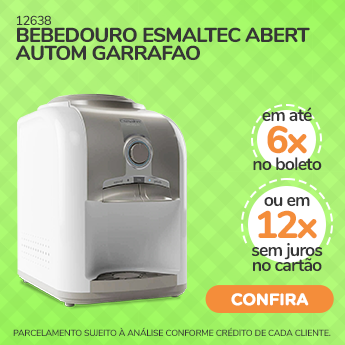 Arraia Xonado - BEBEDOURO ESMALTEC
