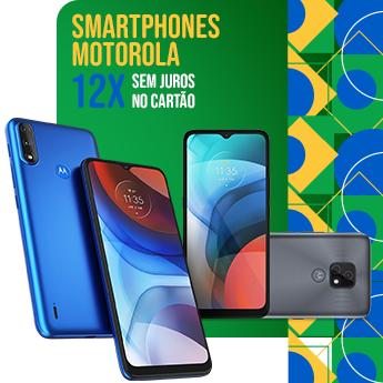 semana do Brasil - Celular Motorola