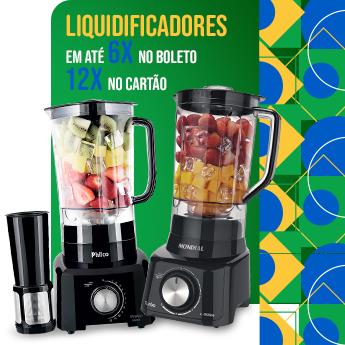 Semana do Brasil - Liquidificadores