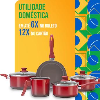 Semana do Brasil - Utilidade Domestica