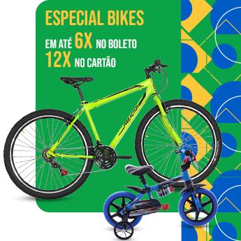 Semana do Brasil - Bikes