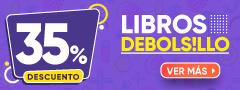 35% Descuento Libros Debols!llo