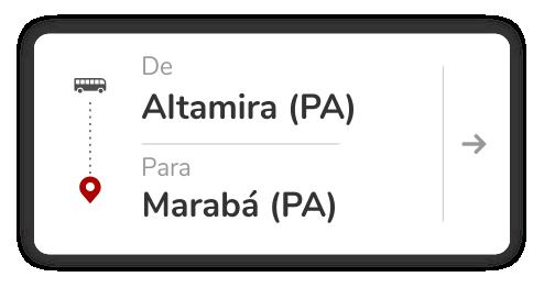 Altamira (PA) - Marabá (PA)