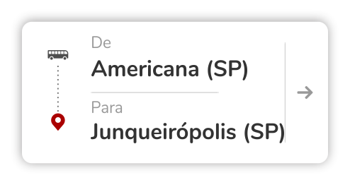 Americana (SP) - Junqueirópolis (SP)