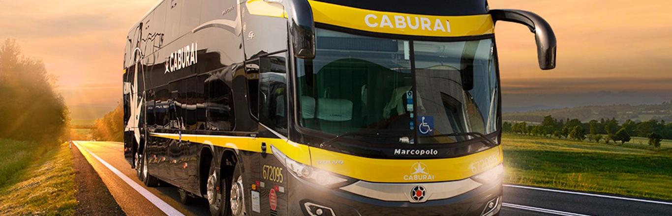 Frota Ônibus Caburaí Turismo