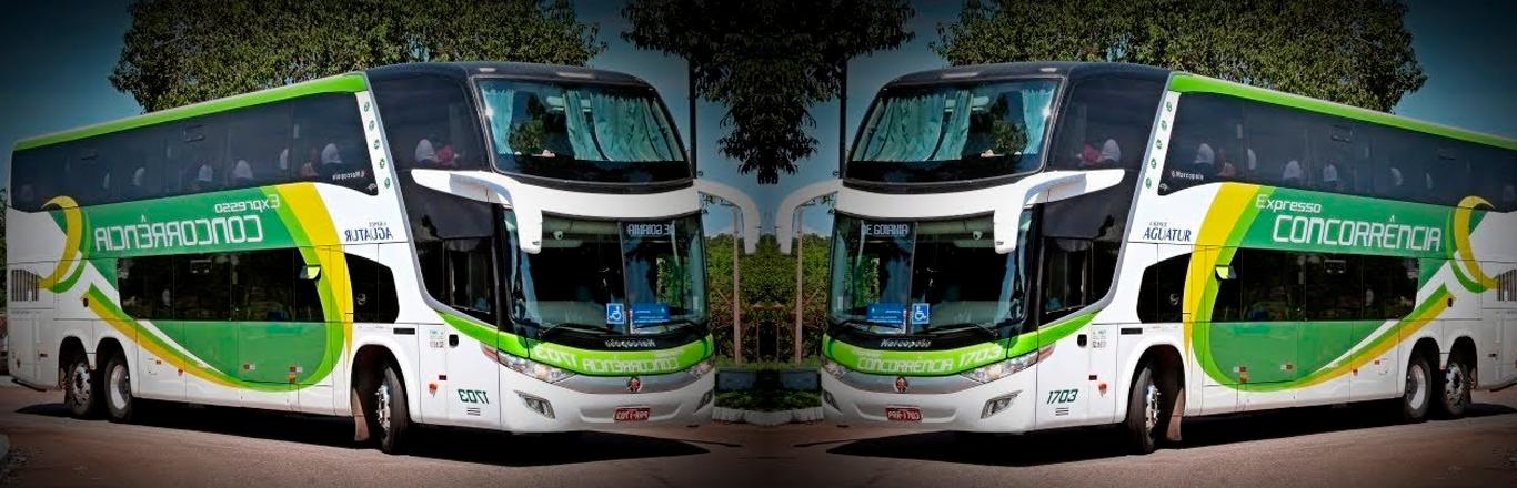 Frota Ônibus Asatur