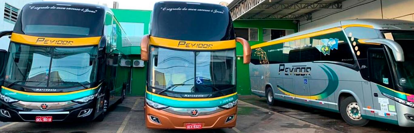 Frota Ônibus Pevidor