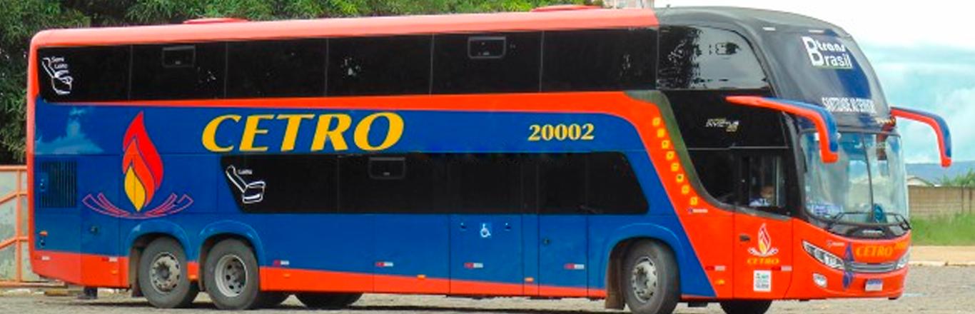 Frota Ônibus Cetro