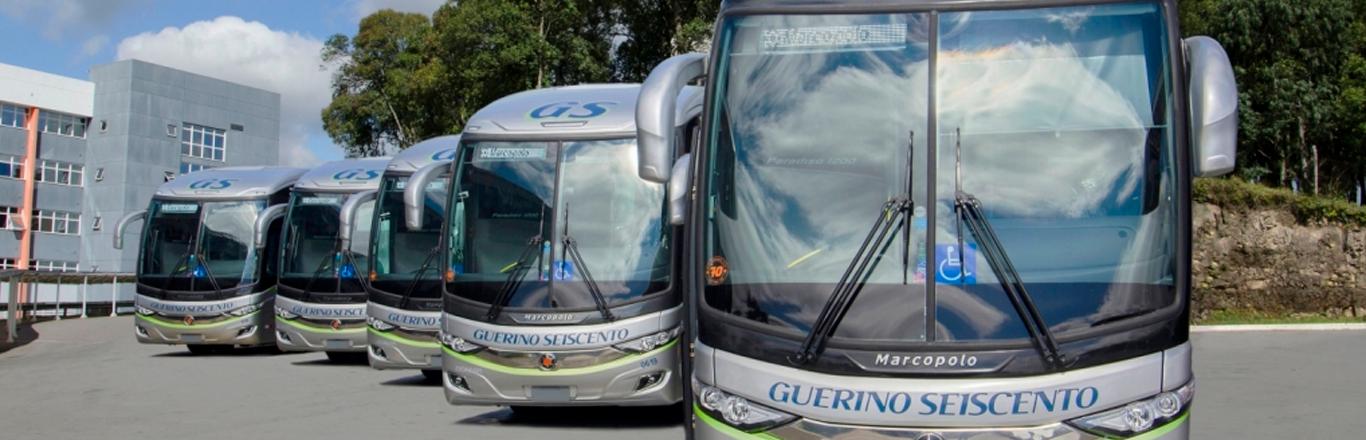 Frota Ônibus Guerino