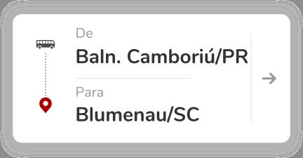 Balneario Camboriu SC - Blumenau SC
