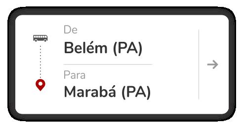 Belém (PA) - Marabá (PA)