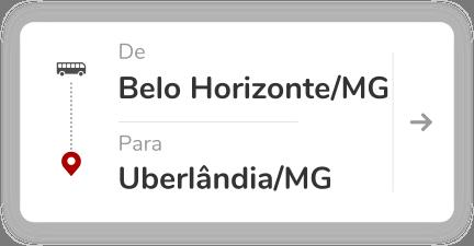 Belo Horizonte MG - Uberlandia MG