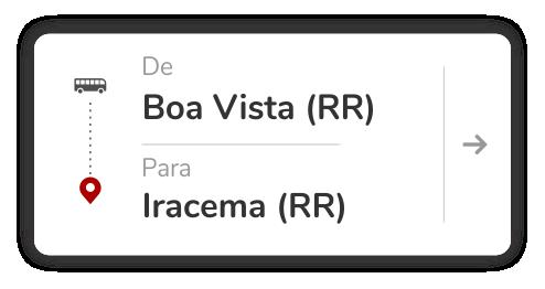 Boa Vista (RR) - Iracema (RR)