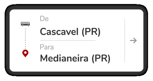 Cascavel (PR) - Medianeira (PR)