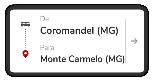 Coromandel (MG) - Monte Carmelo (MG)