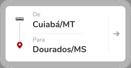 Cuiaba MT - Dourados MS