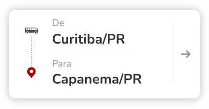 Curitiba (PR) - Capanema (PR)