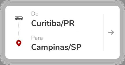 Curitiba PR - Campinas SP
