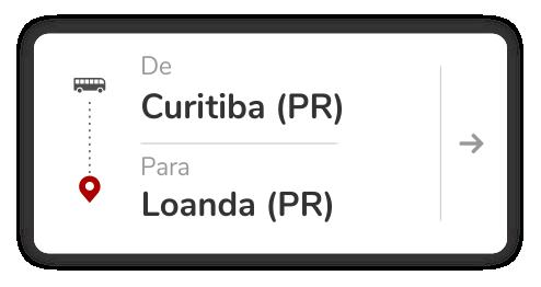 Curitiba (PR) - Loanda (PR)