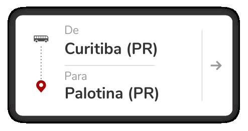 Curitiba (PR) - Palotina (PR)