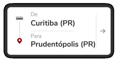 Curitiba (PR) - Prudentópolis (PR)