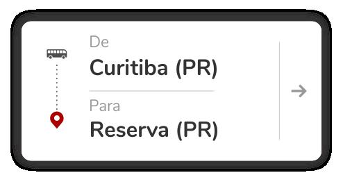 Curitiba (PR) - Reserva (PR)
