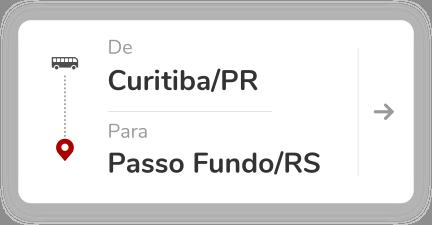 Curitiba PR - Passo Fundo RS