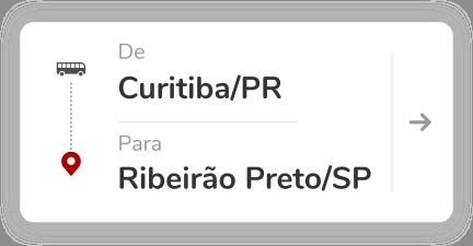 Curitiba PR - Ribeirão Preto SP